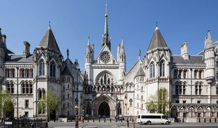 Royal Courts of Justice, 50pc